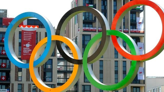 Swiss Olympic steht hinter einer Bewerbung von Lausanne.