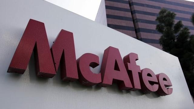Mit Antivirus-Software machte McAfee Millionen
