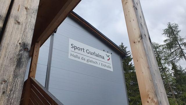 Sport Gurlaina - la halla da hockey a Scuol