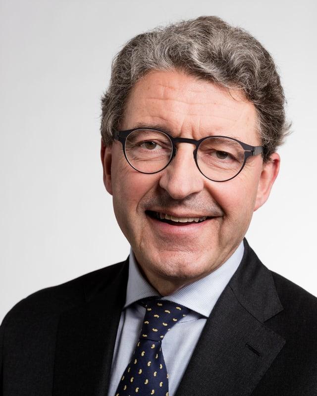 Heinz Brand, cusseglier naziunal PPS.