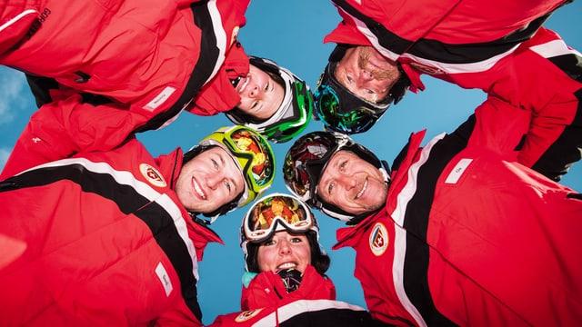 Skilehrer Scuol.
