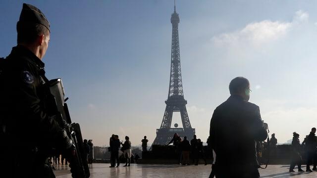 Reaktion auf Paris