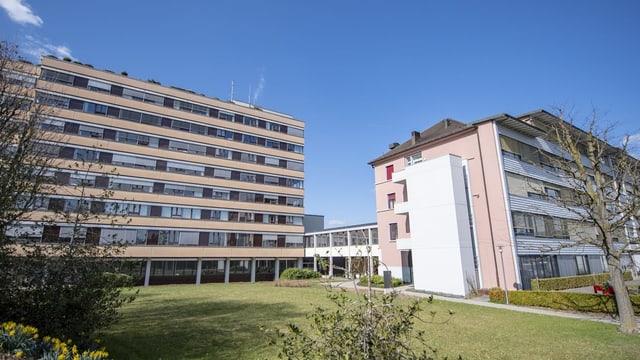 Bild des Kantonsspitals Sursee