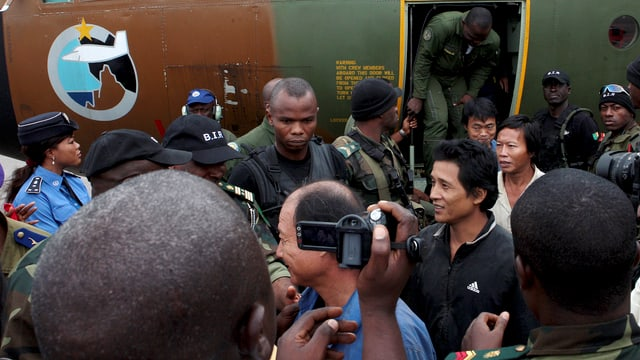 L'armada dal Camerun deliberescha ostagis or dals mauns da Boko Haram.