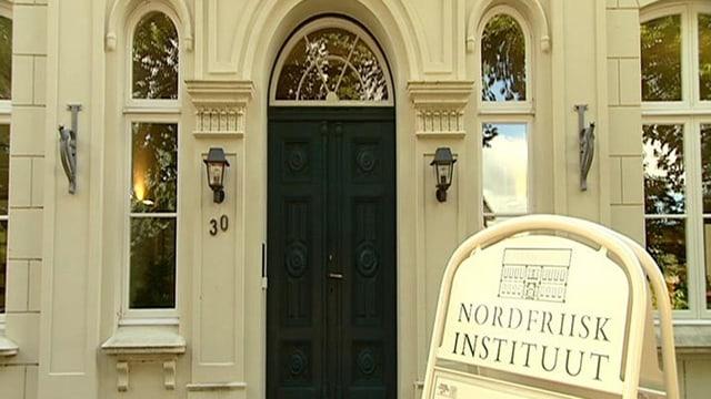 Chasa dal Nordfriisk Instituut a Bräist.