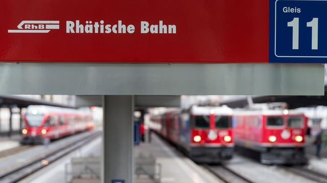 La Viafier retica cumpra trens novs per 285 milliuns francs.