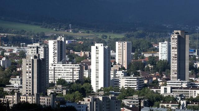 Die Stadt Chur