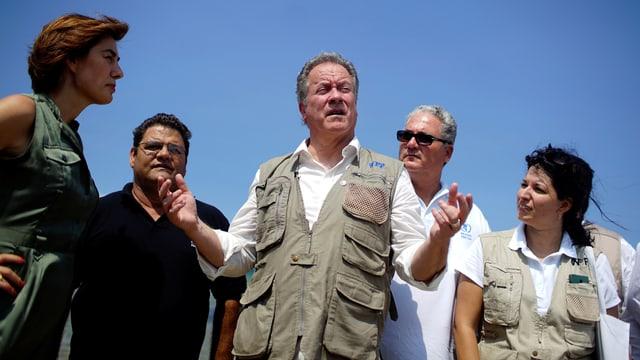 Beasley in Havanna.