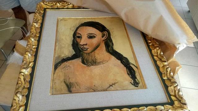 Picasso-Gemälde
