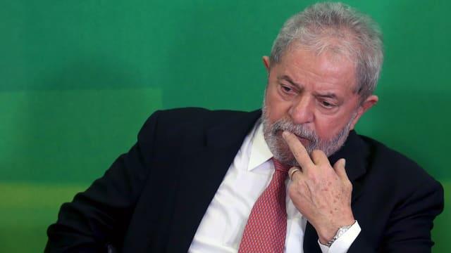 Brasiliens Ex-Präsident Lula da Silva
