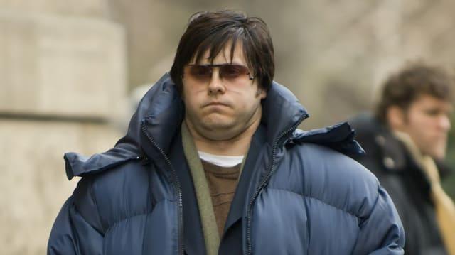 Ein übergewichtiger Jared Leto bei den Dreharbeiten zum Film «Chapter 27».