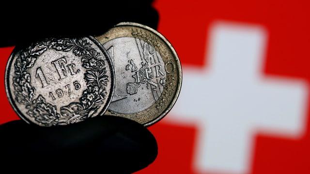 Franc ed euro.