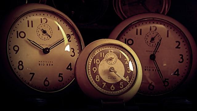 Erste Zeitmaschine für Teenager
