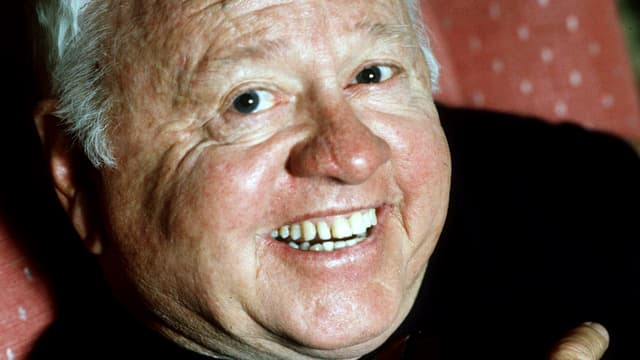 Hollywood-Legende Mickey Rooney