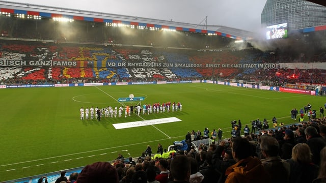 Meister FC Basel spielt am 13. Juli wieder vor eigenem Anhang.