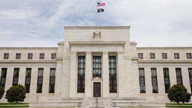 Il bajetg principal da la banca naziunala Fed dals Stadis Unids