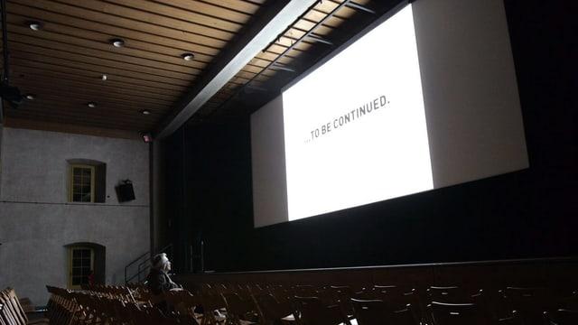 Um en in kino.