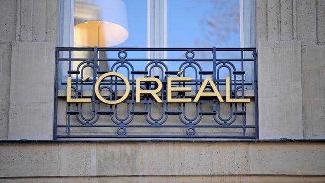 Logoschrift L'Oréal