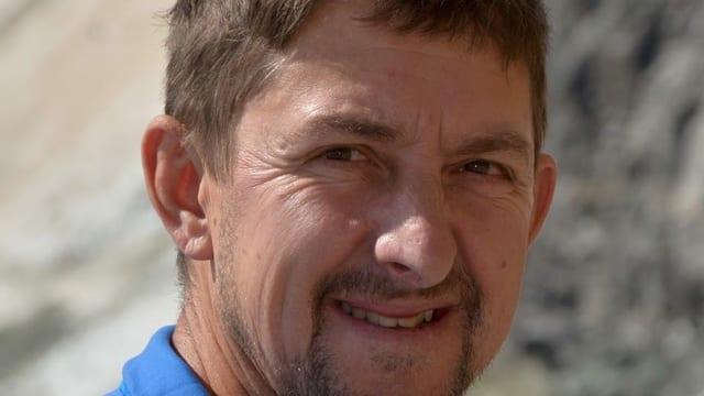 Zwischenhalt mit Martin Lehner (51), Hüttenwart Hörnlihütte
