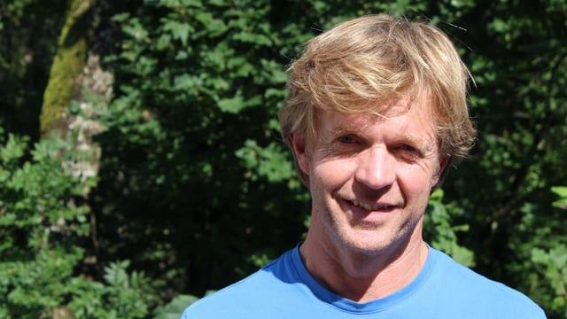 Portrait Aaron Teuscher.