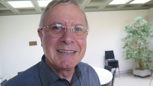 Bischof Paul Hinder