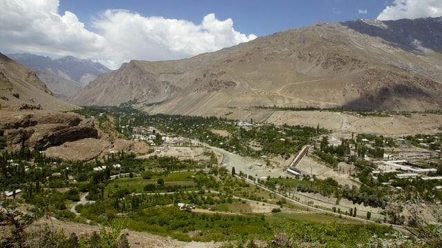 Pamir-Route in Tadschikistan