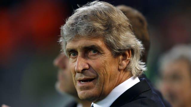 Unter Manuel Pellegrini sollen bei Manchester City wieder Titel her.