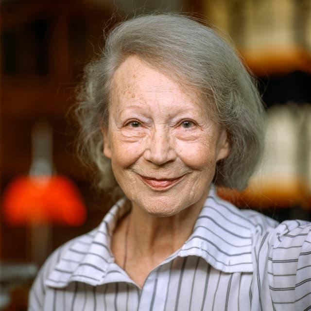 Am 3. April feiert Margrit Läubli ihren 90. Geburtstag.