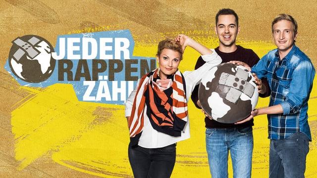 Video ««Jeder Rappen zählt» – Kompakt vom 18.12.2016» abspielen