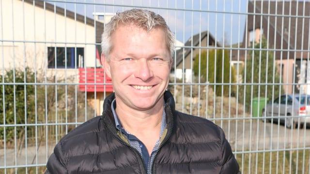 Portrait von Erik Regtop.