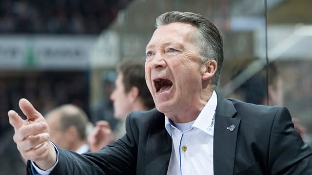 Coach Harold Kreis.