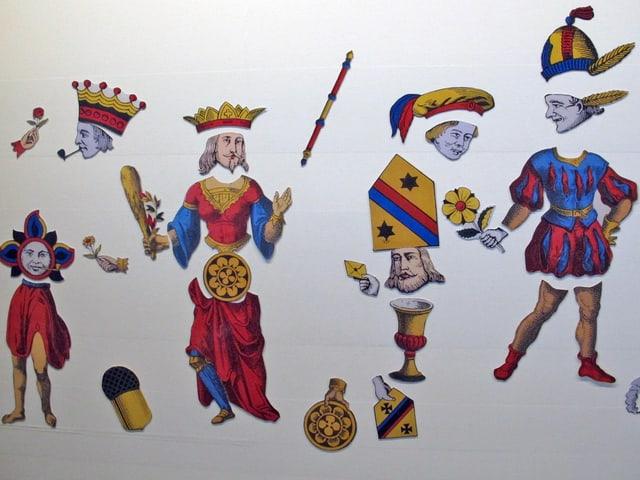 Jasskartenfiguren