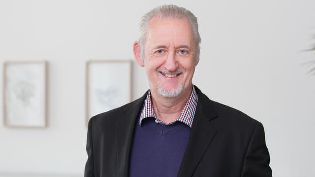 Dr. Karl Tschanz, Leiter Fachbereich Umweltpolitik beim Umwelt – und Gesundheitsschutz der Stadt Zürich