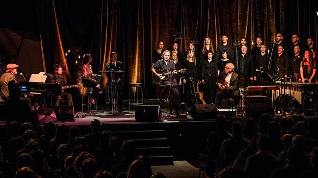 Video «Focus Spezial - Song Book mit Stephan Eicher und Martin Suter» abspielen