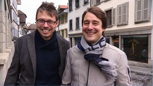 Video «Drei-Seen-Land – Tag 4 – Frogs & Roses, Estavayer-le-Lac» abspielen