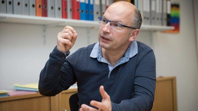 Martin Röösli.
