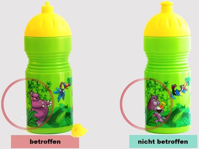 2 Flaschen