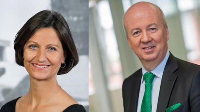 Antonia Albani e Marcus Bernhardt