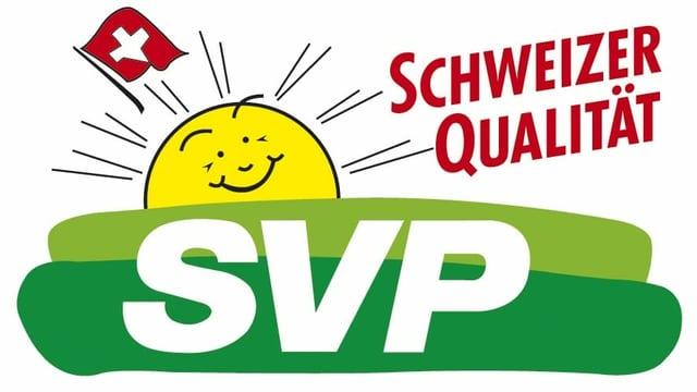 Parteilogo SVP