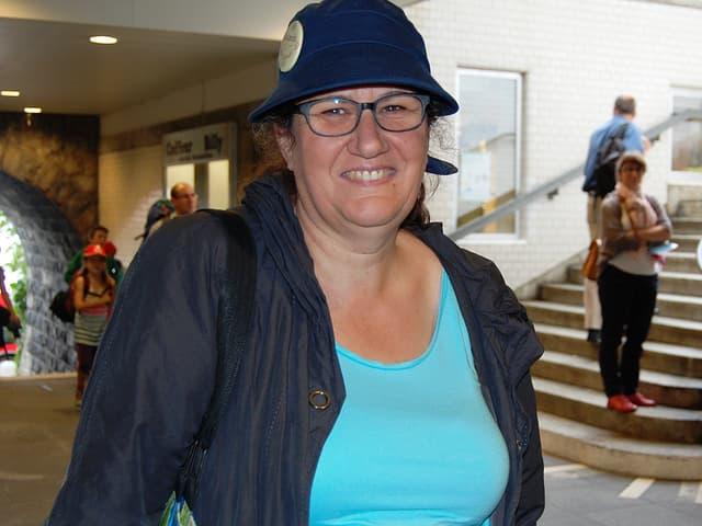 Zivilcourage ist eine Gratwanderung: Jolanda Brunner, Gemeinderätin von Spiez.