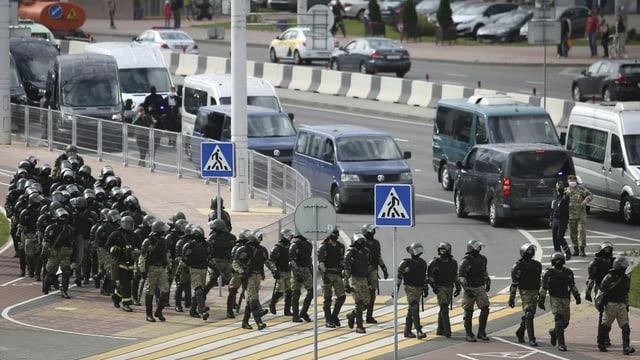 unitads unifurmadass sin via a Minsk
