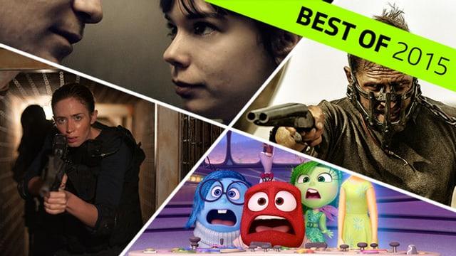 Die besten Filme vom 2015