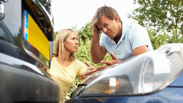 Ärger mit der Versicherung nach Parkschaden