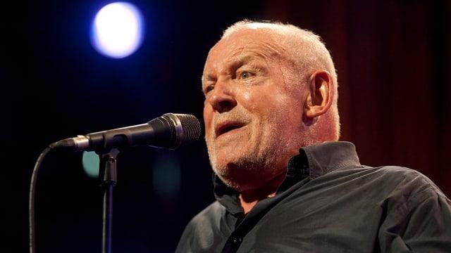Joe Cocker am Jazzfestival in Montreux