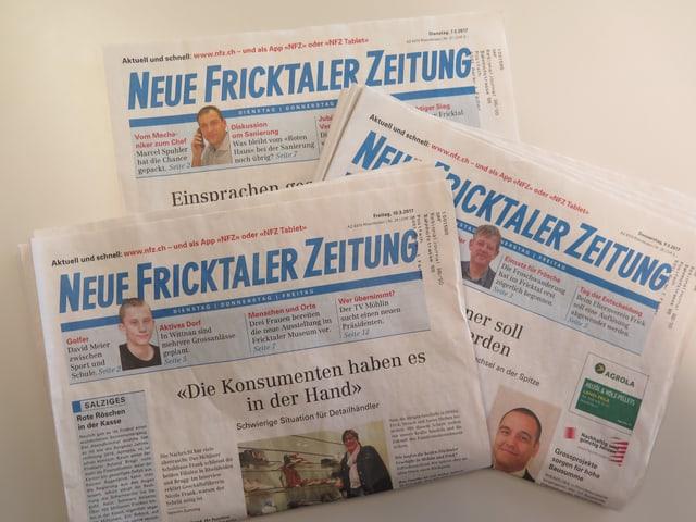 Neue Fricktaler Zeitung.