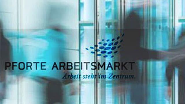 Das Projekt «Pforte Arbeitsmarkt» zur Wiedereingliederung von Stellensuchenden soll sicher bis 2019 weitergeführt werden