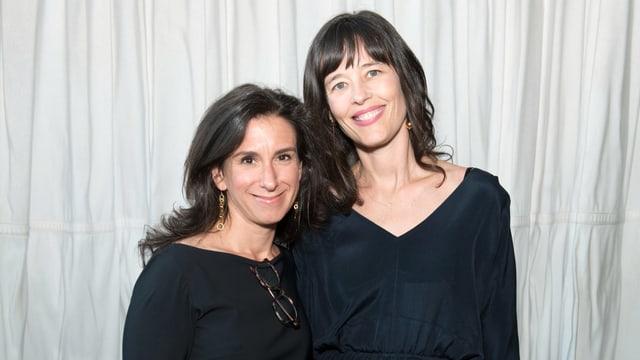 Ein Foto von Jodi Kantor und Megan Twohey.