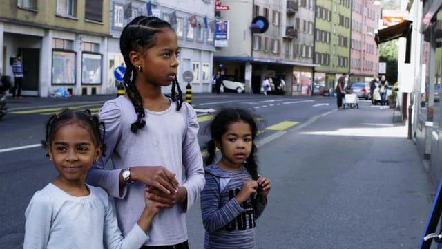 Video «Rue de Blamage - Geschichten von der Baselstrasse in Luzern» abspielen