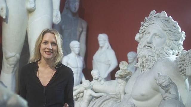 Video «Mit Eva Wannenmacher aus der Männerwelt» abspielen
