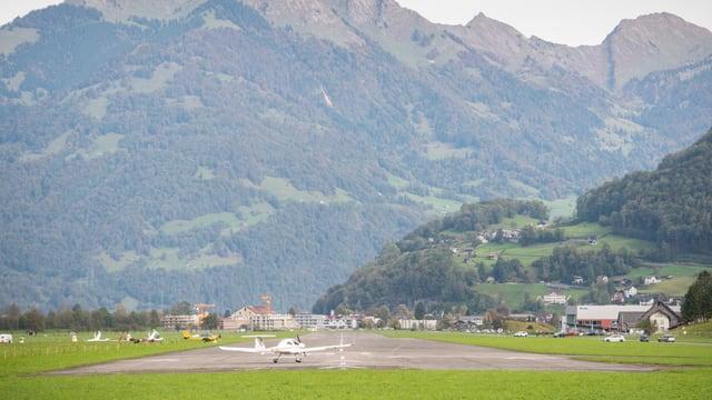 Flugplatz Mollis
